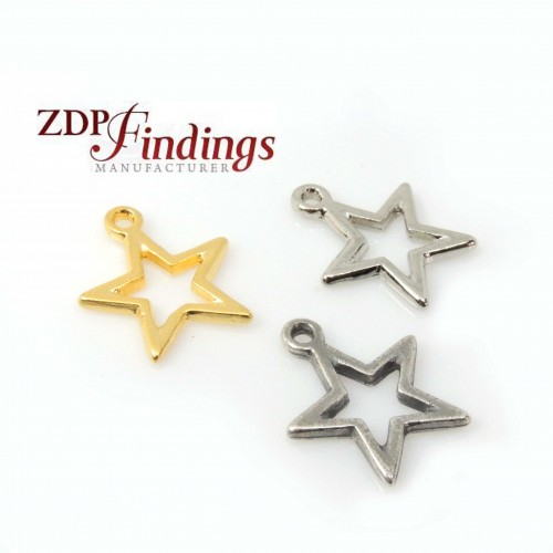 15mm fashion star pendant charm shop by category 15mm fashion star pendant charm aloadofball Choice Image
