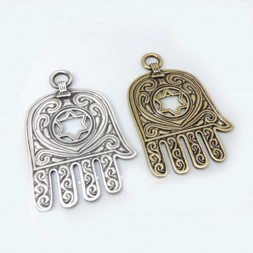Huge 82x122mm Home Blessing Hand Hamsa