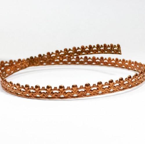 24 Inch Gallery Copper Wire  , 5.3x0.7mm