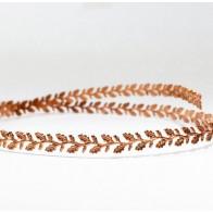 24 Inch x 4.6mm Copper Strip Gallery Ribbon,
