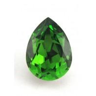 18x13mm 4320 Swarovski Pear Fern Green