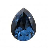 18x13mm 4320 Swarovski Pear Denim Blue