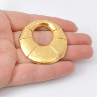 Round 45mm Pendant Decorative Disc