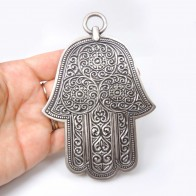 Huge 85x125mm Home Blessing Hand Hamsa