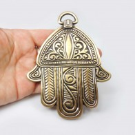 Huge 92x125mm  Home Blessing Hand Hamsa