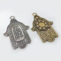 Huge 88x131mm Home Blessing Hand Hamsa