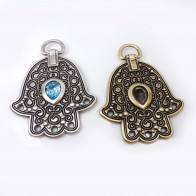 Huge 75x103mm Home Blessing Hand Hamsa