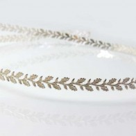 12 Inch Gallery Wire 935 Sterling Silver , 4.6x0.6mm
