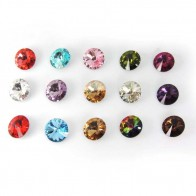 14mm 1122 Swarovski Rivoli , Choose you color