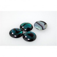 Mother of Pearl Round 6mm Cabochon