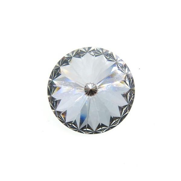 Round Rivoli swarovski 1122 16mm Crystal