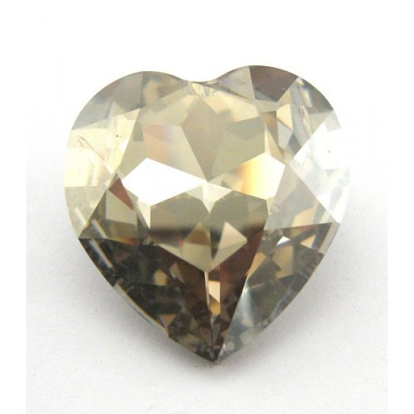 28mm 4827 Swarovski Heart ,  Choose your color