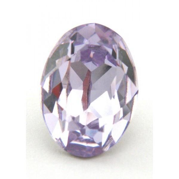 18x13mm 4120 Swarovski Oval Violet