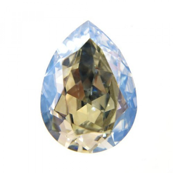 18x13mm 4320 Swarovski Pear Moonlight