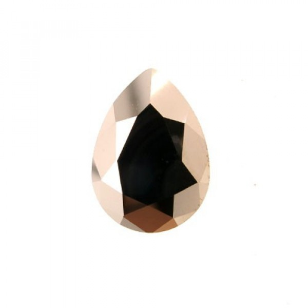 14x10mm 4320 Swarovski Pear Rose Gold