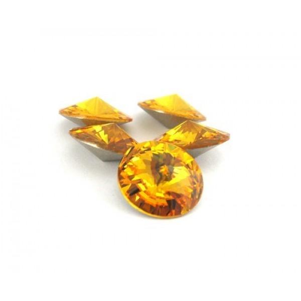 ss47 1122 Swarovski Rivoli Sunflower