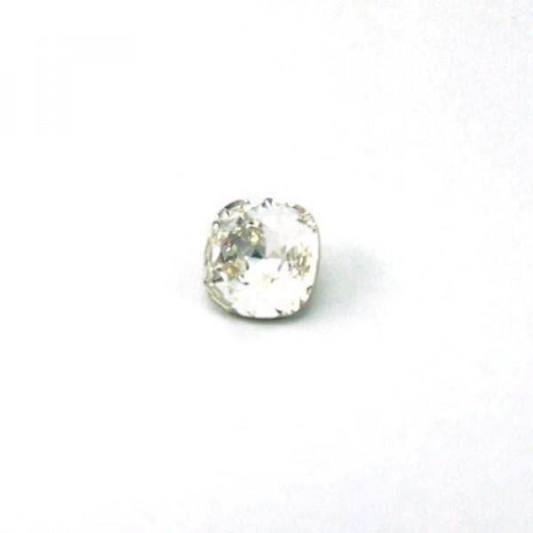 10mm 4470 Swarovski Square (cushion) Crystal