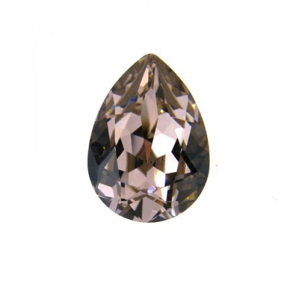14x10mm 4320 Swarovski Pear Vintage Rose