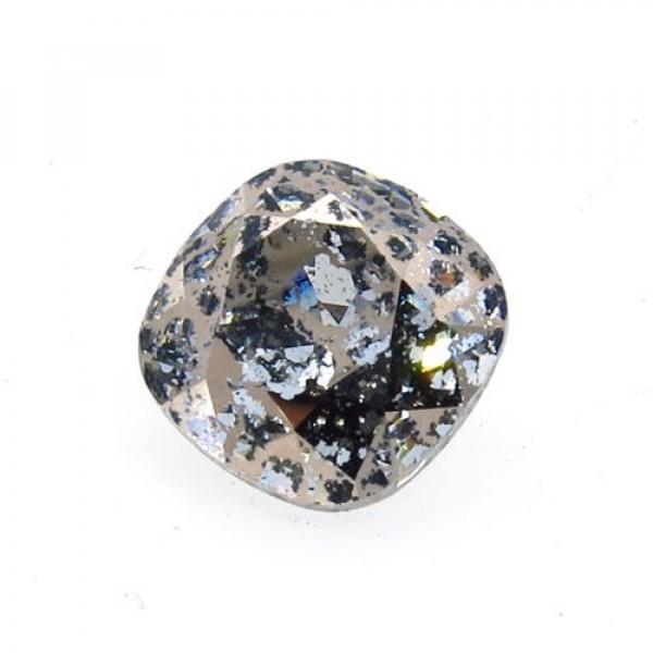12mm 4470 Swarovski Rose Patina Square Cushion Cut Crystal