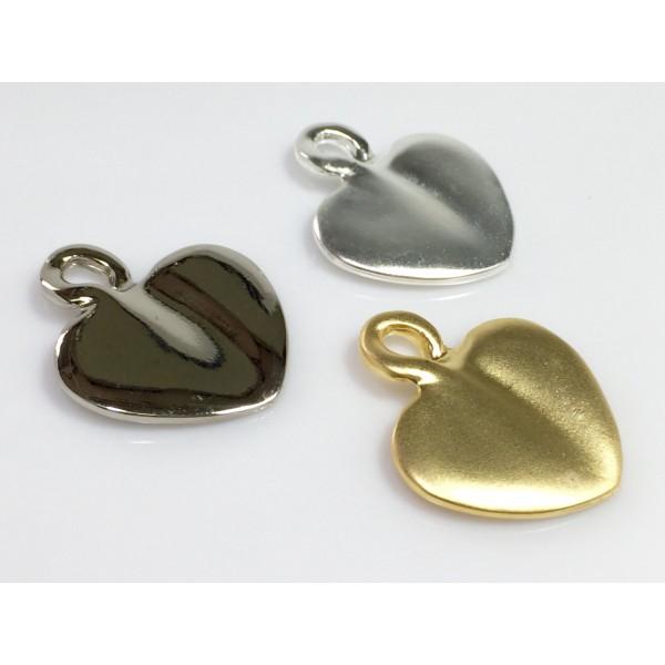 30x30mm Heart Pendant