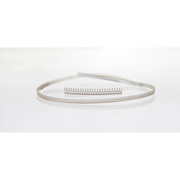 12 Inch Gallery Wire 935 Sterling Silver , 3.2x0.6mm
