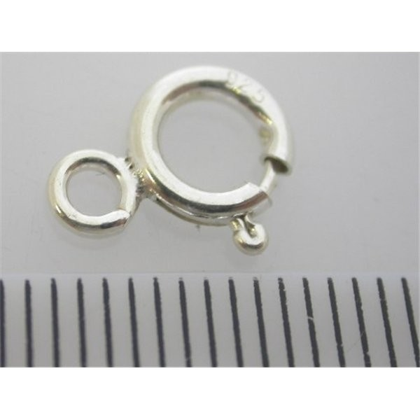 7mm Gold filled Spring ring clasps