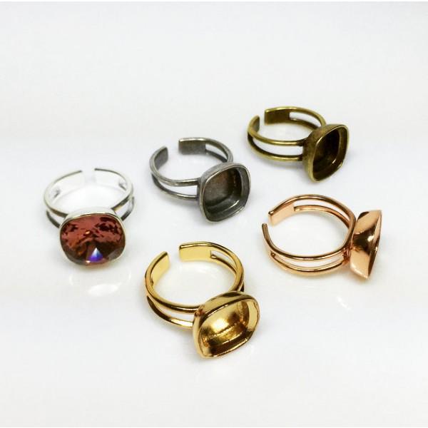 12mm Ring For Gluing Swarovski 4470,