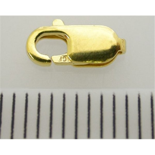 8mm Gold filled Lobster clasps