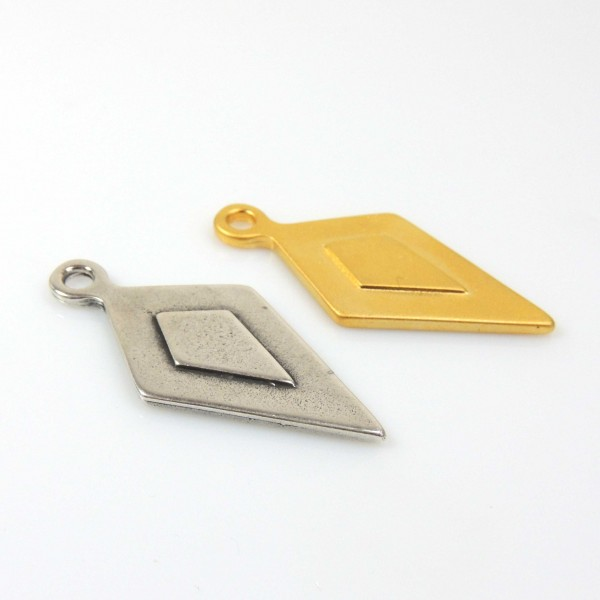 40x20mm Arrow Pendant Decorative component
