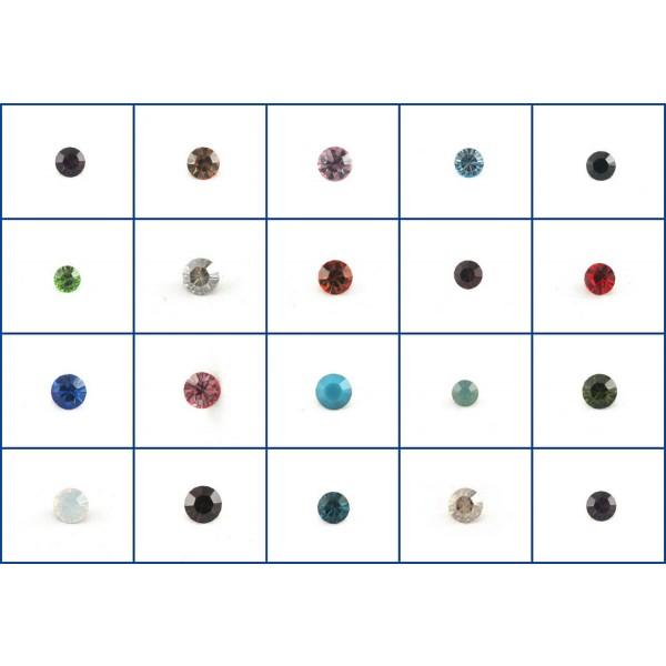 pp32 1088 Swarovski Chaton, Choose you color