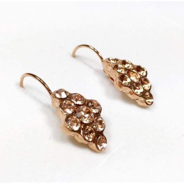 pp24 1028, 1088 Swarovski Lever back Earrings, Choose your options