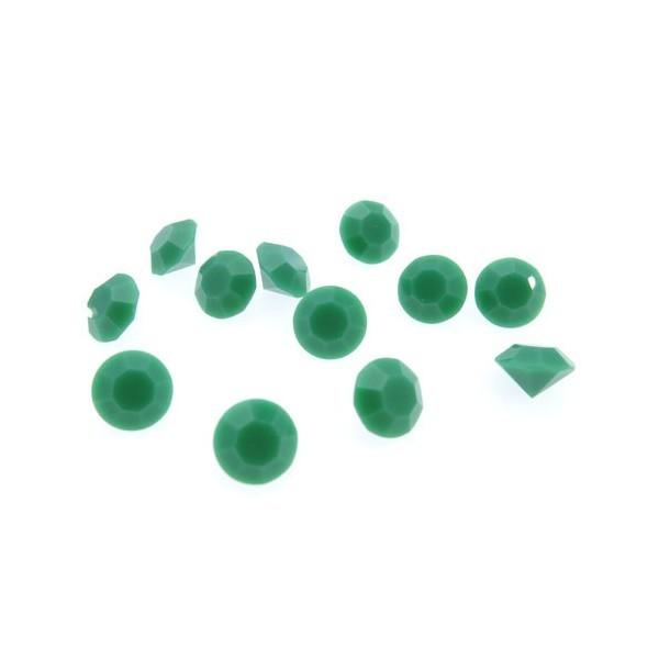 ss39 1088 Swarovski Crystal Rock Apple Green
