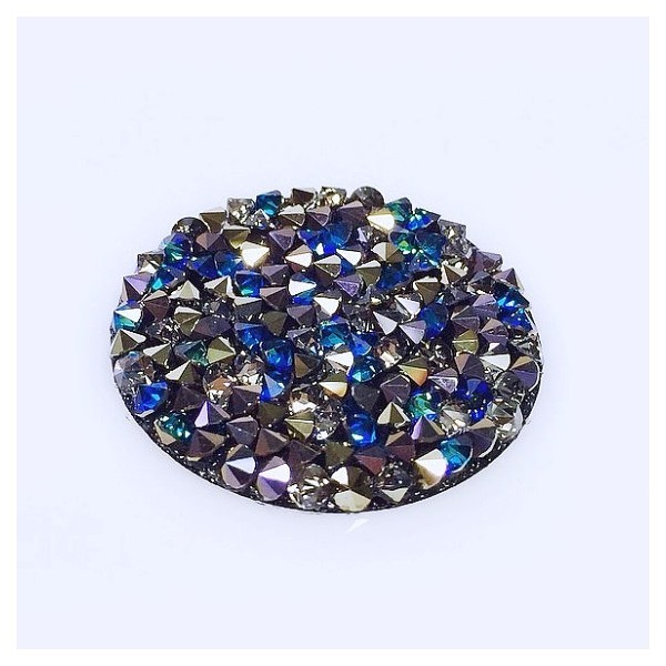 30mm 72010 Swarovski Crystal Rock, Choose your color