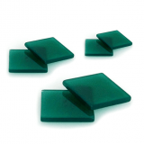 Agate Square Flat, Choose your size.