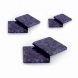 Sodalite Square  Flat, Choose your size.