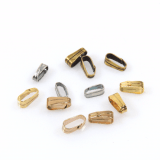 Brass Plated Simple Bail Pinch 3x7mm