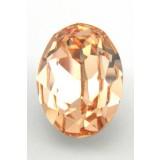 18x13mm 4120 Swarovski Oval Light Peach
