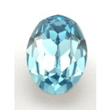 18x13mm 4120 Swarovski Oval Aquamarine