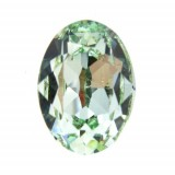 18x13mm 4120 Swarovski Oval Chrysolite