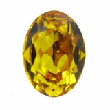 18x13mm 4120 Swarovski Oval Sunflower