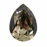18x13mm 4320 Swarovski Pear Rose Gold
