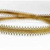 24 Inch Gallery Brass Wire  , 10x0.6mm