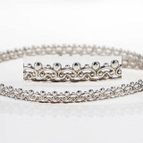 12 Inch Gallery Wire 5.4mm, 935 Sterling Silver