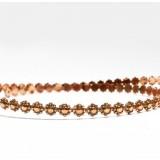 24 Inch Gallery Copper Wire  , 4x1.2mm