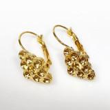 pp24 1028, 1088 Swarovski Lever back Earrings