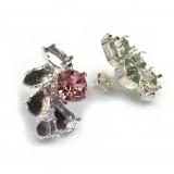 ss39 1028, 1088 Swarovski Post Rhinestone Earrings