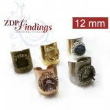 12mm 1122 Ring Base, Rose Gold