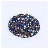 30mm 72010 Swarovski Crystal Rock, Choose your color
