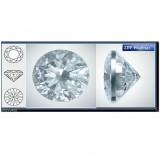 1.25mm 1088 Swarovski Crystal Rock Aquamarine