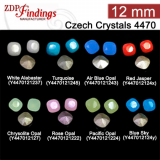 CRAZY SALE Square Cushion 12mm, Suitable Swarovski 4470 Choose your Color